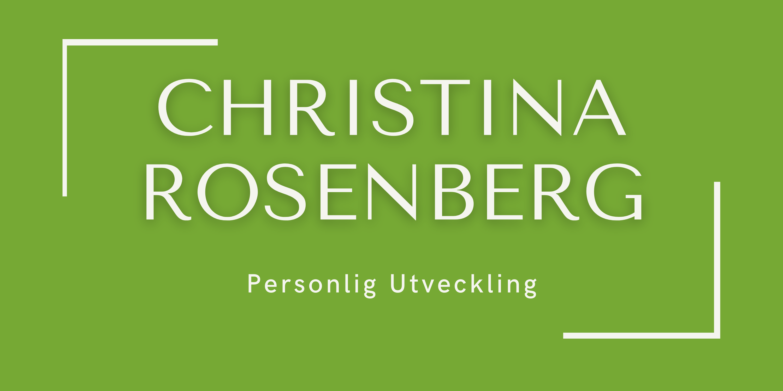 Christina Rosenberg