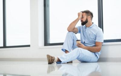 Att pendla mellan stress och ångest, och lite om vad man kan göra.